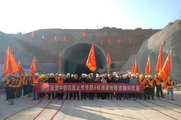 太焦高铁预计2020年通车!届时长治到太原、郑州将缩短至1小时!