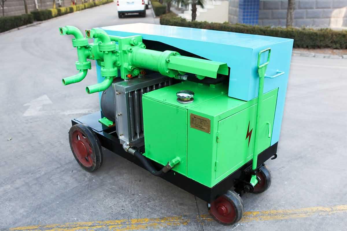 GZJB 液压双液注浆泵