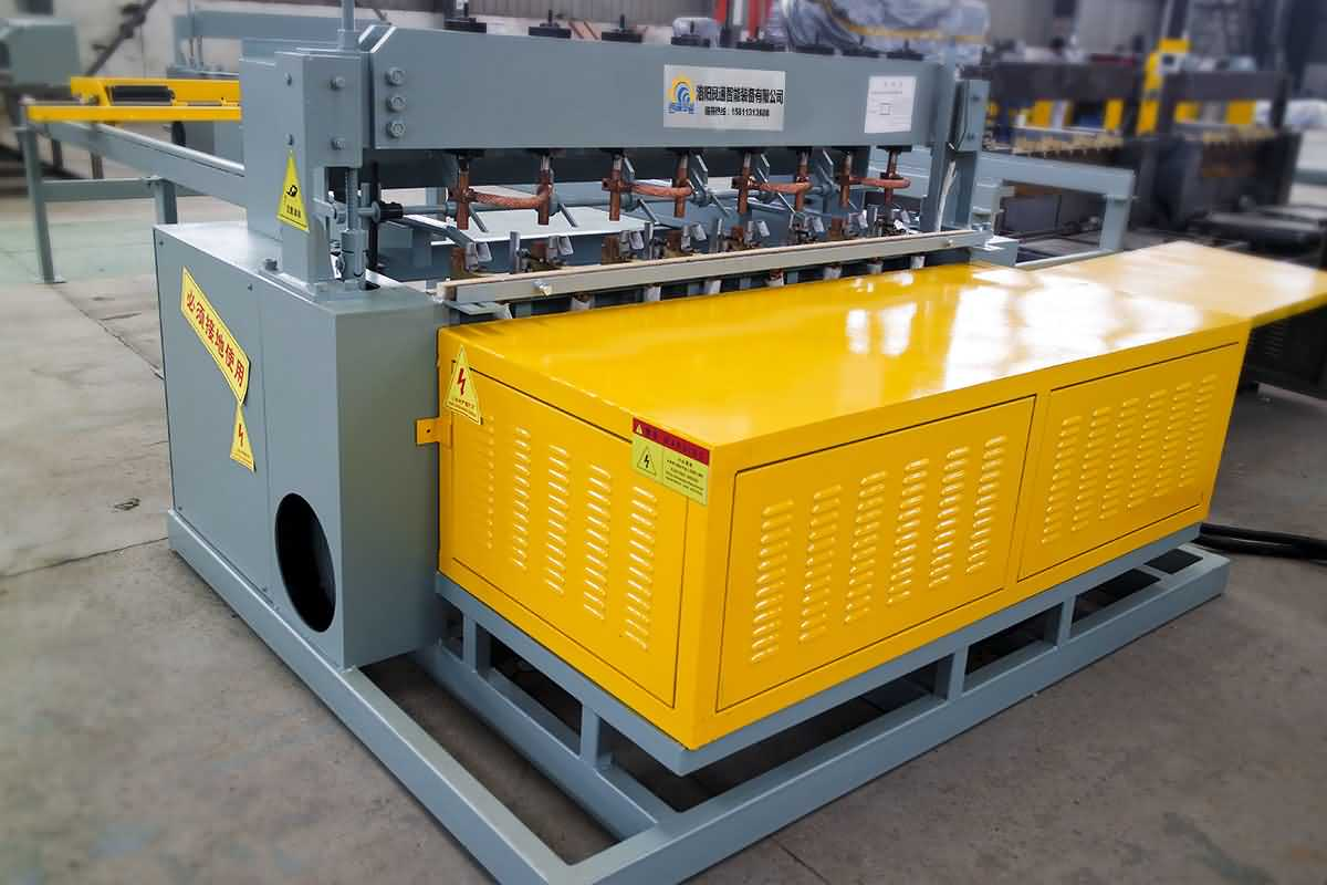 GT2300隧道网片焊接机
